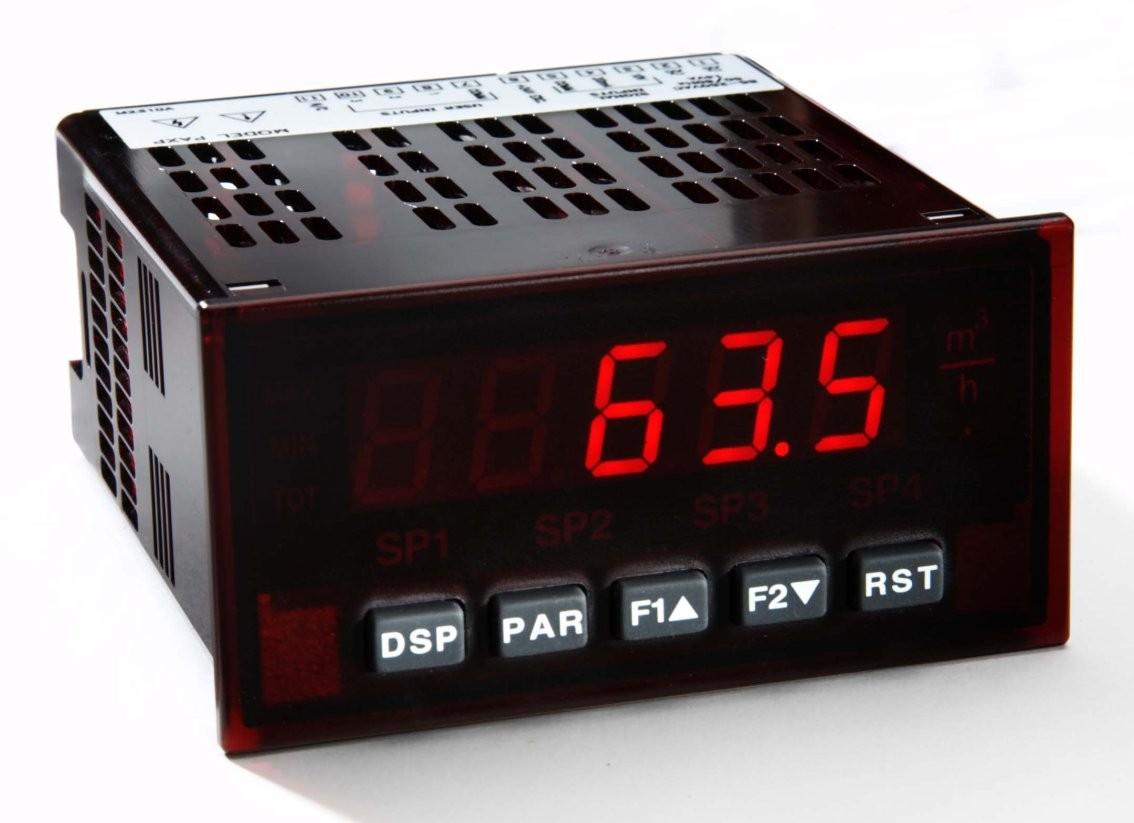 Process input meters